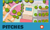 Pitches Camping Landes
